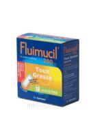 FLUIMUCIL EXPECTORANT ACETYLCYSTEINE 200 mg ADULTES SANS SUCRE, granulés pour solution buvable en sachet édulcorés à l'aspartam et au sorbitol à VILLEFONTAINE