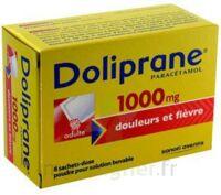 DOLIPRANE 1000 mg Poudre pour solution buvable en sachet-dose B/8 à VILLEFONTAINE