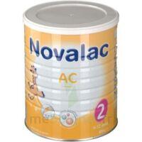 NOVALAC AC 2 Lait en poudre B/800g à VILLEFONTAINE