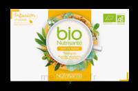 Nutrisanté Infusions Bio Tisane Régulation des sucres 20 Sachets à VILLEFONTAINE