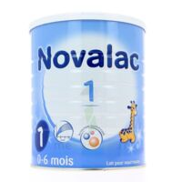 Novalac 1 Lait poudre 800g à VILLEFONTAINE