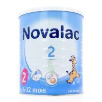 NOVALAC 2 Lait en poudre 2ème âge B/800g à VILLEFONTAINE