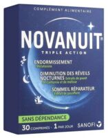 Novanuit Triple Action B/30 à VILLEFONTAINE