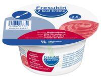 Fresubin 2kcal Crème sans lactose Nutriment fraise des bois 4 Pots/200g à VILLEFONTAINE