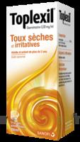 TOPLEXIL 0,33 mg/ml, sirop 150ml à VILLEFONTAINE