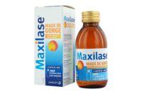 MAXILASE MAUX DE GORGE ALPHA-AMYLASE 200 U.CEIP/ml, sirop Fl/125ml à VILLEFONTAINE