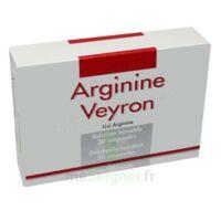 ARGININE VEYRON, solution buvable en ampoule à VILLEFONTAINE