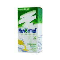 FLUVERMAL 2 % Susp buv Fl/30ml à VILLEFONTAINE