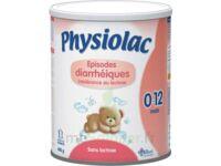 PHYSIOLAC EPISODES DIARRHEIQUES, bt 400 g à VILLEFONTAINE