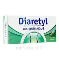DIARETYL 2 mg, gélule à VILLEFONTAINE
