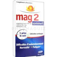 MAG2 SOMMEIL 30 CPR à VILLEFONTAINE
