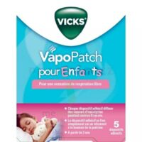VICKS VAPOPATCH ENFANTS à VILLEFONTAINE