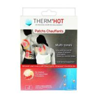 Therm-hot - Patch chauffant Multi- Zones à VILLEFONTAINE
