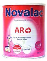 Novalac AR+ 2 Lait en poudre 800g à VILLEFONTAINE