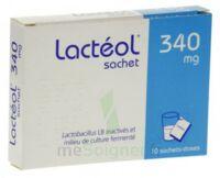 LACTEOL 340 mg, poudre pour suspension buvable en sachet-dose à VILLEFONTAINE