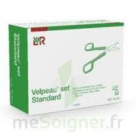 Velpeau Set Standard set de pansement pour plaies chroniques avec paire de ciseaux à VILLEFONTAINE