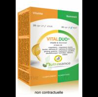 Nutravance Vitalduo 20+20 comprimés à VILLEFONTAINE