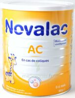 NOVALAC AC 1 Lait en poudre B/800g à VILLEFONTAINE