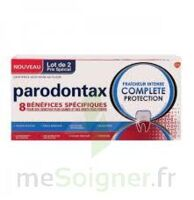 Parodontax Complete protection dentifrice lot de 2 à VILLEFONTAINE