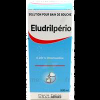 ELUDRILPERIO 0,2 %, solution pour bain de bouche à VILLEFONTAINE