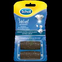 Scholl Velvet Smooth Rouleaux De Remplacement  Grain Extra Exfoliant à VILLEFONTAINE