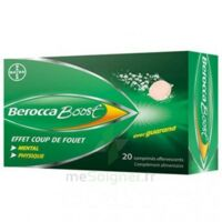Beroccaboost Comprimés effervescents B/20 à VILLEFONTAINE