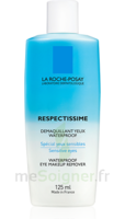 Respectissime Lotion waterproof démaquillant yeux 125ml à VILLEFONTAINE