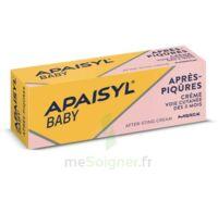 Apaisyl Baby Crème irritations picotements 30ml à VILLEFONTAINE