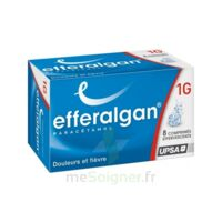 EFFERALGANMED 1 g Cpr eff T/8 à VILLEFONTAINE