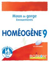 Boiron Homéogène 9 Comprimés à VILLEFONTAINE