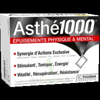 ASTHE 1000 Poudre à diluer épuisements physique & mental 10 Sachets à VILLEFONTAINE